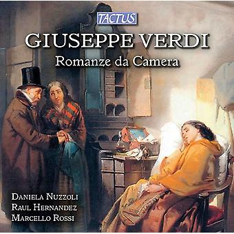 Verdi / Nuzzoli / Hernandez / Rossi - Romanze Da Camera [CD] USA import