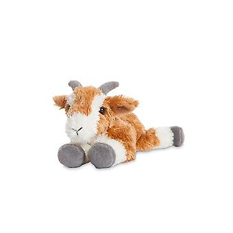 Aurora World Mini Flopsie Pickles Goat Plush Toy