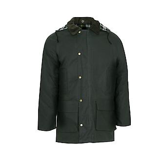 Champion Mens Howick Country Estate Waxed Padded Jacket