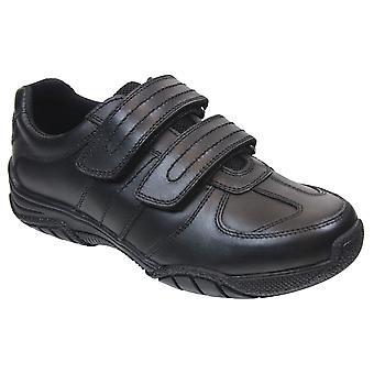 Termijn jongens Chivers School schoenen zwart