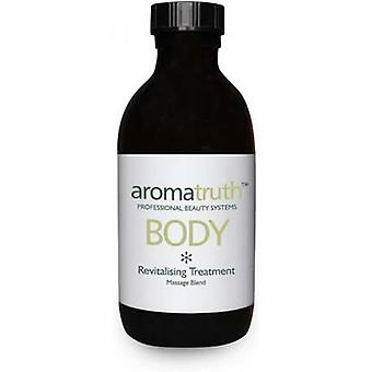 Aromatruth ger nytt liv till kroppen blandning