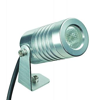 LED Robus Duet 2 In 1 3W LED Minature Spike & Wall Spotlight