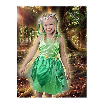Children's costumes  Green fairy Bell