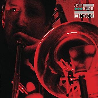 Justin Thurgur - No verwarring [CD] USA import