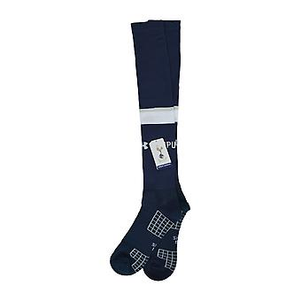 2015-2016 Tottenham Home Football Socks (Navy)