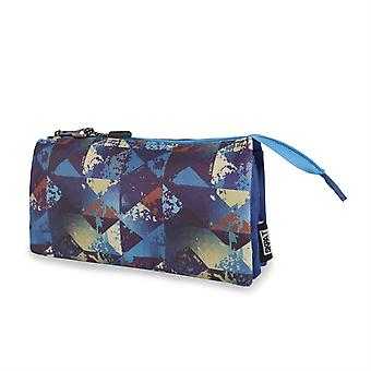 25204 Triple pencil case