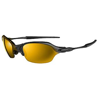 Best SEEK Polarized Replacement Lenses for Oakley ROMEO 2.0 24K Gold Mirror