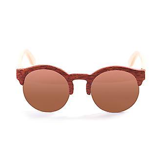 Ocean solglasögon Unisex solglasögon Brown