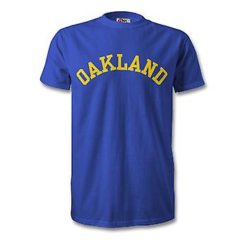 Oakland College Style Kids T-Shirt