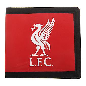 Liverpool FC Official Football Crest Money Wallet