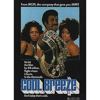 Cool Breeze Movie Poster (11 x 17)