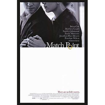Match Point Movie Poster (11 x 17)