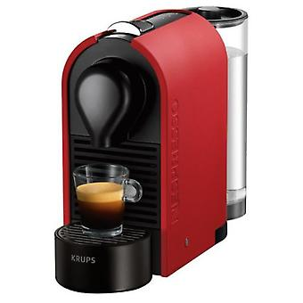 Krups Nespresso machines  or  mat red xn2505p4 krups