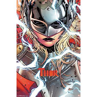 Thor - Jane Poster Poster Print