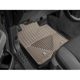 WeatherTech W31TN Trim to Fit Front Rubber Mats (Tan)