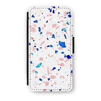 Huawei P9 Flip Case - Terrazzo N°6