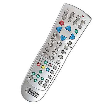 Vivanco UR 89 Infrared (1076749) Remote control Silver