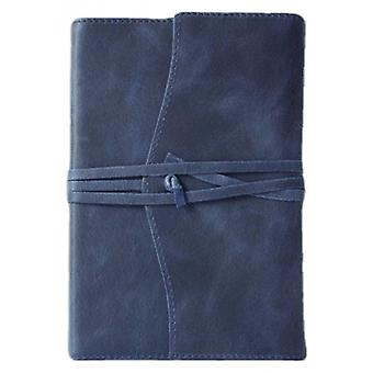 Coles Pen Company Amalfi Medium Plain Refillable Journal - Navy