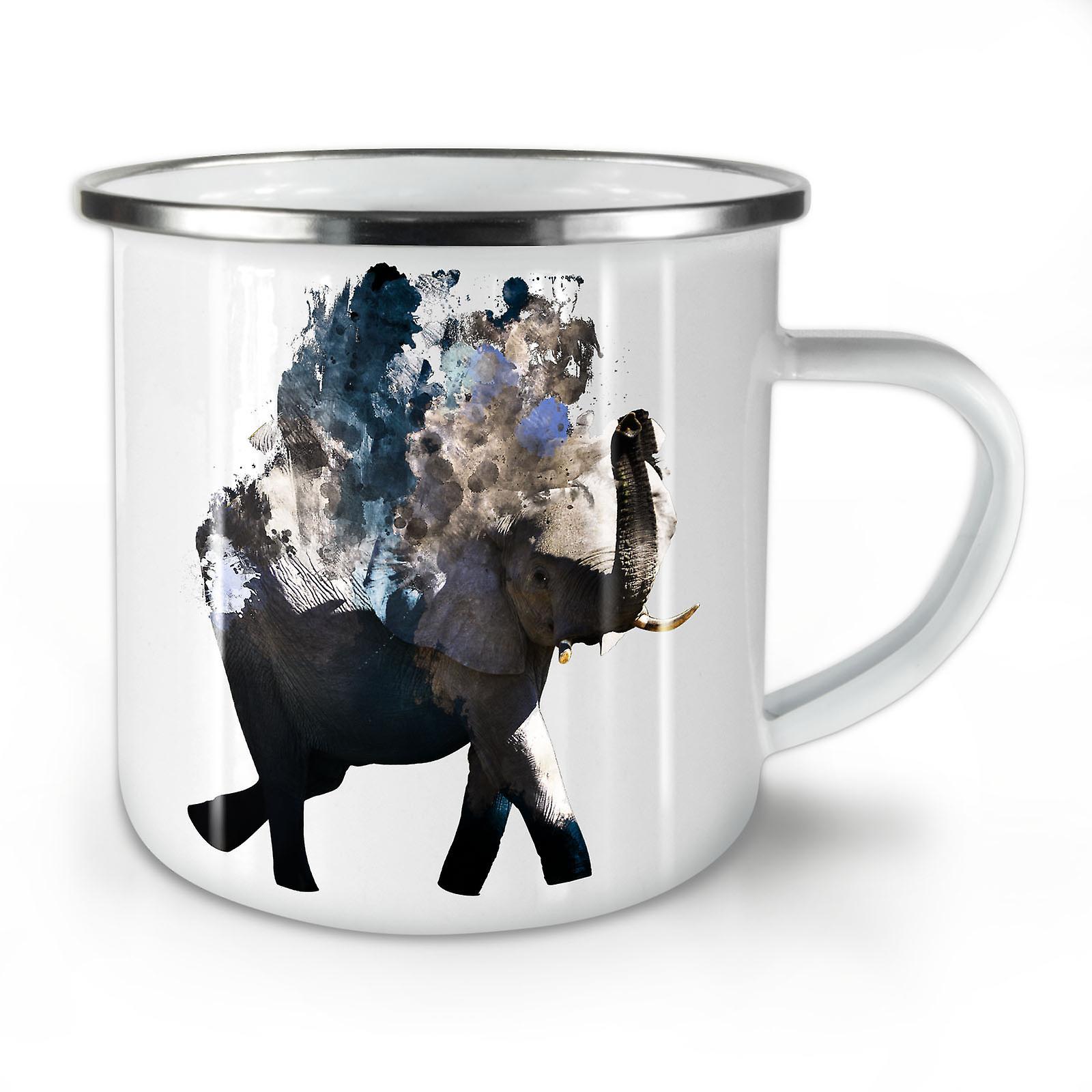 Émail Café Nuages Mug10 Ciel OzWellcoda Animaux Whitetea Nouveau sQdCxtrh