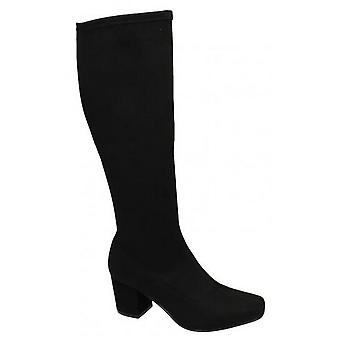 Spot On Womens/Ladies Knee High Boots