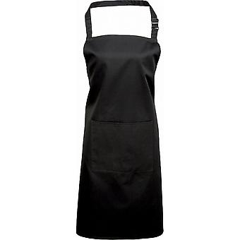 Premier Mens & Womens/Ladies Deluxe apron with neck-adjusting buckle