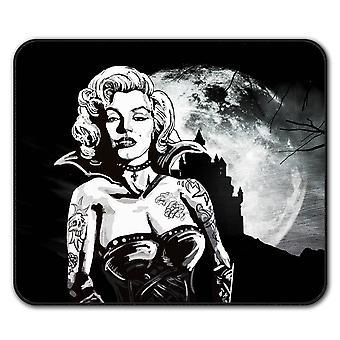 Woman Legend Celebrity  Non-Slip Mouse Mat Pad 24cm x 20cm | Wellcoda
