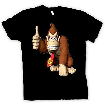 Kids t-shirt-Donkey Kong Gamer