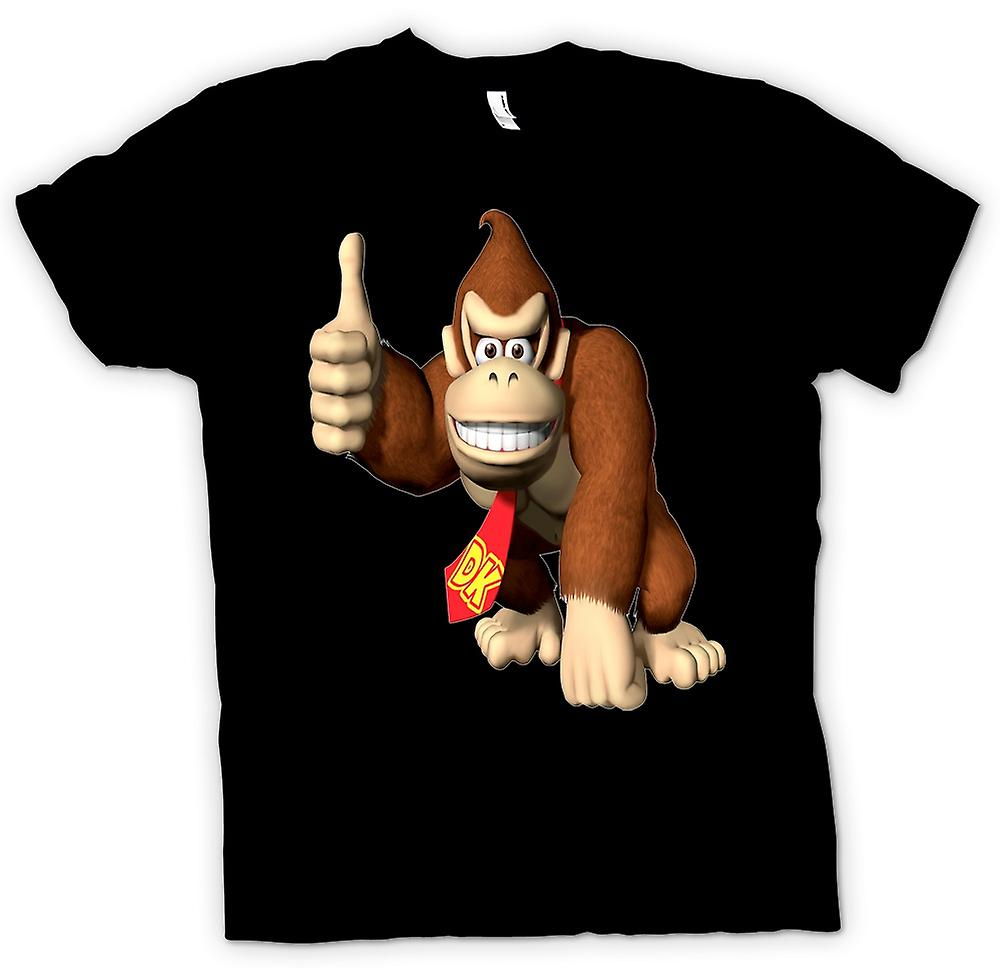 Mens T-shirt - Donkey Kong Gamer