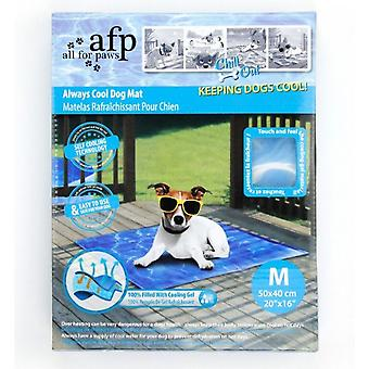All For Paws Chill Out Always Cool Dog Mat (Medium)