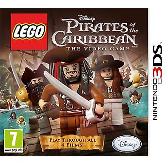 LEGO Pirates of the Caribbean (Nintendo 3DS)
