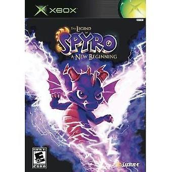 the legend of spyro new beginning xbox
