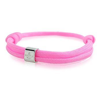 Skipper bracelet surfer band node maritimes bracelet pink 6782