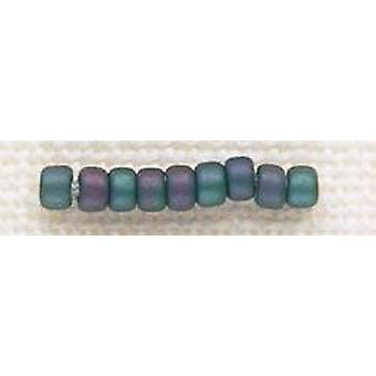 Mill Hill Glass Beads Size 8/0 3mm 6g-Caspian Blue