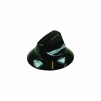 Electrolux zwart kookplaat bedieningsknop
