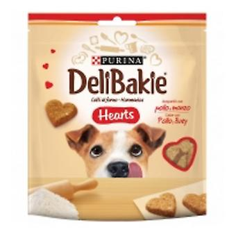 Purina DeliBakie Hearts (Dogs , Treats , Biscuits)