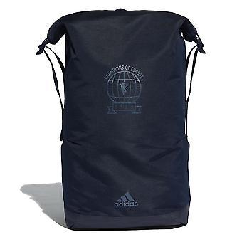 2018-2019 Man Utd Adidas iD Backpack (Navy)
