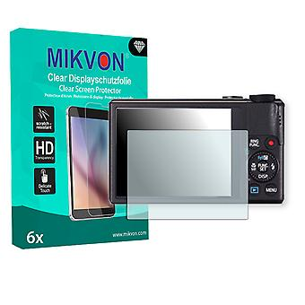 Canon PowerShot S110 Screen Protector - Mikvon Clear (Retail Package with accessories)