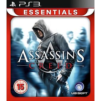 Assassins Creed Essentials PS3 Game