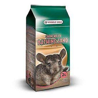 Versele Laga Chinchilla Bath Sand 2 L (Small pets , Birds , Bedding , Bedding & Litter)