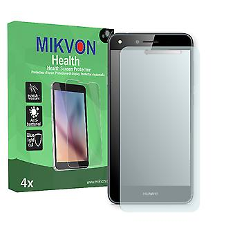Huawei Y6 II Compact Screen Protector - Mikvon Health (Retail Package with accessories)