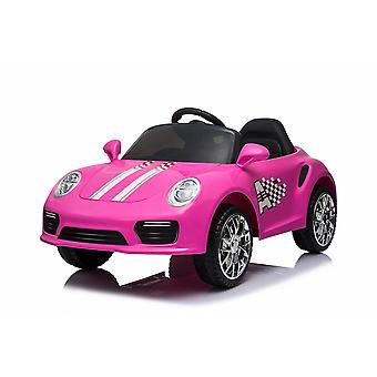 Rideontoys4u Kinder 12V Boxster Stil Sport Coupe Electric Ride auf Auto rosa