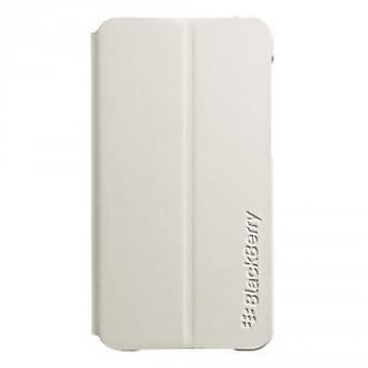 BlackBerry Flip Hard Cover Case BlackBerry Z10 weiss