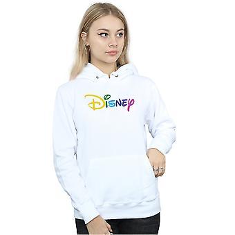 Disney женщин цвет логотипа балахон