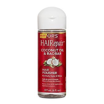 ORS HAIRepair Coconut Oil & Baobab Anti-Breakage Conditioning Creme 142g