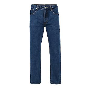 Kam Jeanswear Stonewash Regular Fit Jeans