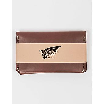 Red Wing 95037 Card Holder Wallet - Amber Frontier
