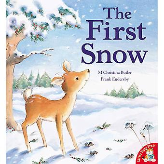 La primera nieve por M. Christina Butler - Frank Endersby - 978184506976