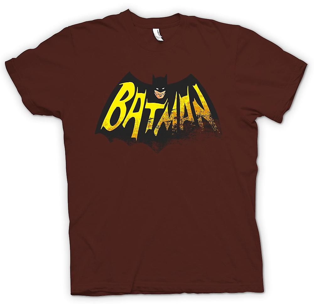 Mens T-shirt - Batmans Cape - Comic Hero