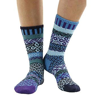 Water recycled cotton multicoloured odd-socks | Crafted by Solmate