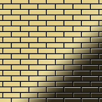 Metal mosaic Brass ALLOY PK-BM